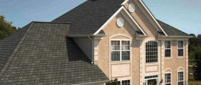 Designer shingles by Praus Construction